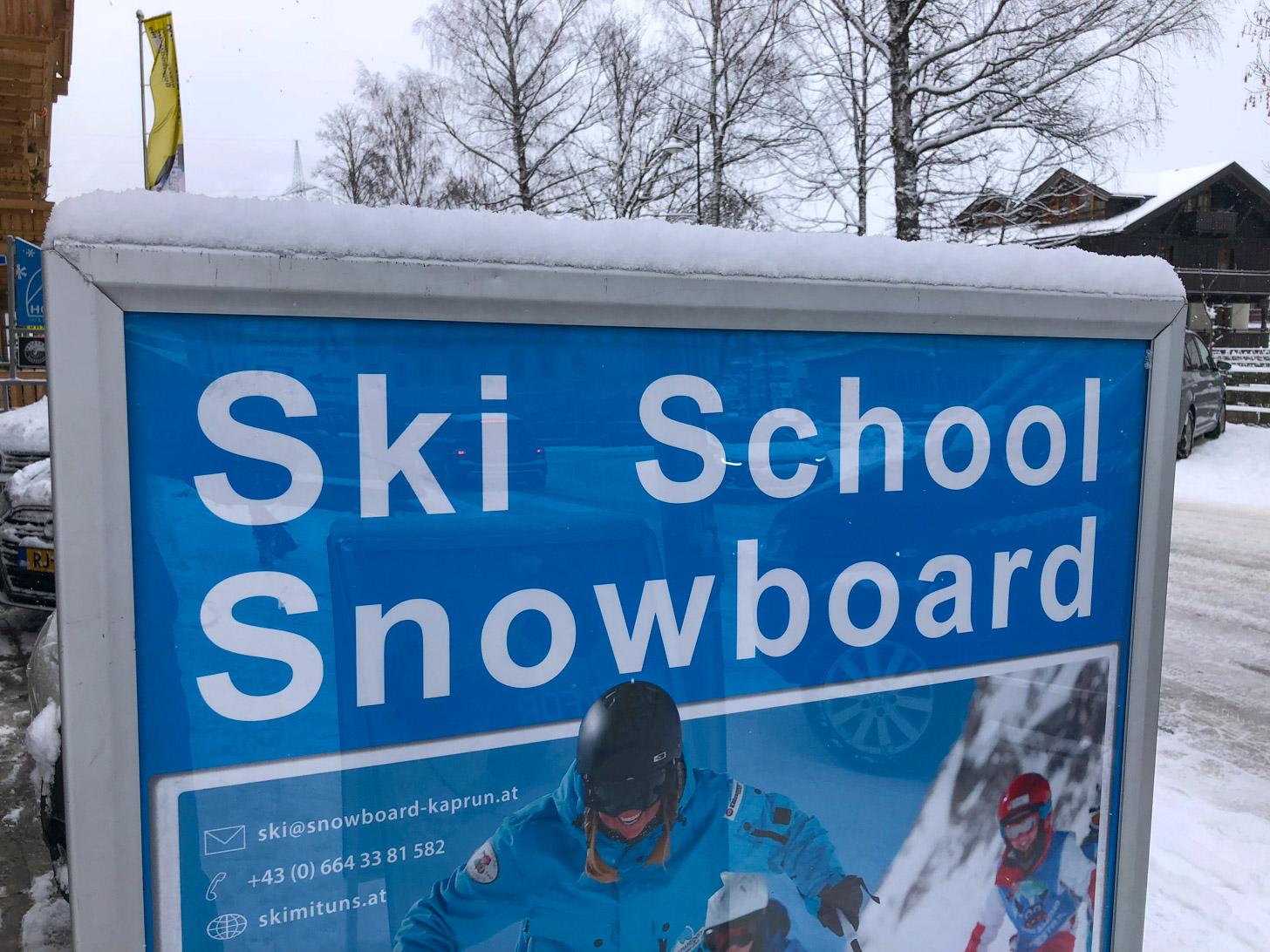 Ga je voor het eerst wintersporten? Neem dan les!